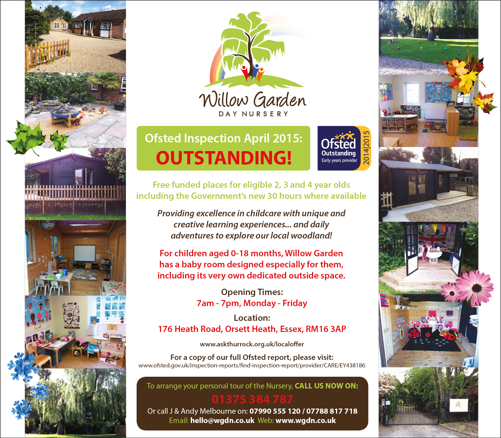 Willow Garden Day Nursery